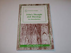 JOHN'S THOUGHT AND THEOLOGY