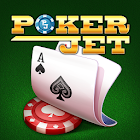 Poker Jet: Texas Holdem and Omaha icon