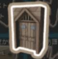 ダークウッドのドア