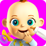 Talking Babsy Baby: Baby Games 3.30.0 Apk