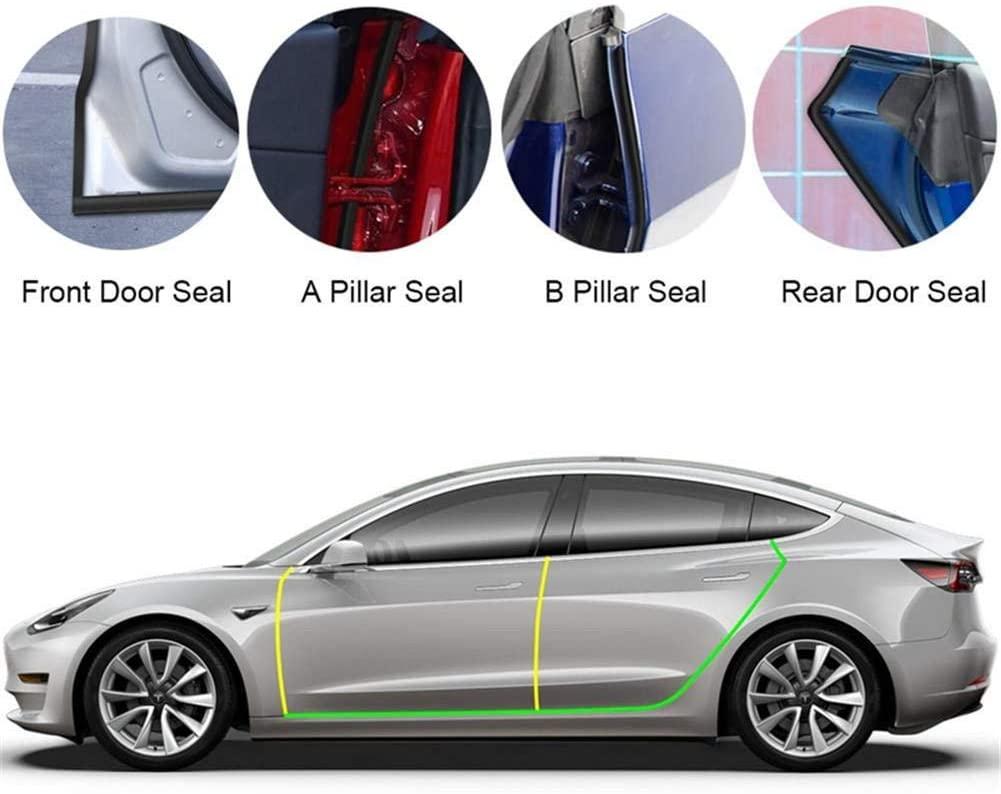 Tesla Model 3 joint de porte