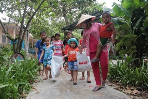 Vượt sóng đưa trung thu ra Quần đảo Nam Du - 4