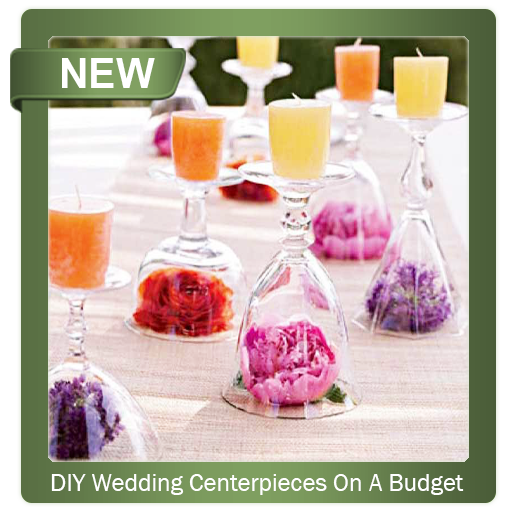 DIY Wedding Centerpieces On A Budget (app)