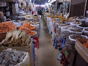 Photo: Dried fish, and lots of it