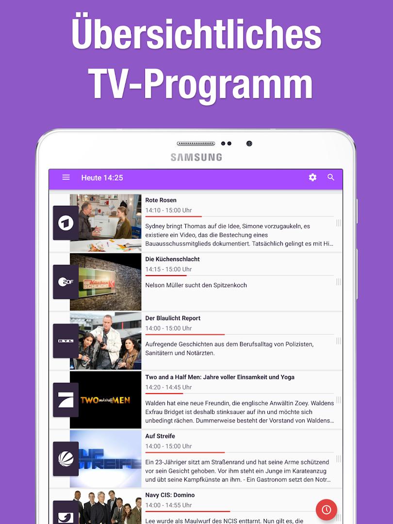 Tv Programm App Mit Live Tv Revenue Download Estimates Google