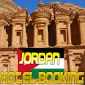 Jordan Hotel Booking icon
