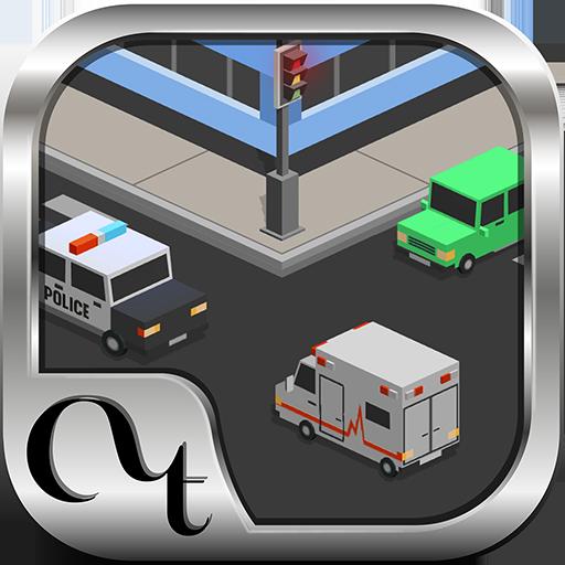 模拟のラッシュアワー交通制御 LOGO-記事Game