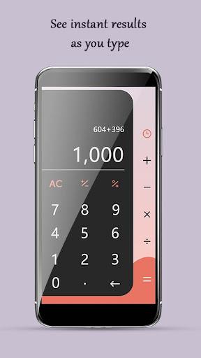 Calculator 1.2 screenshots 2