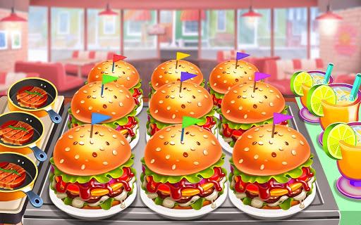 Tasty Kitchen Chef: Crazy Restaurant Cooking Games apkmr screenshots 2