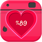 Love Calculator Photo on Touch