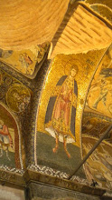 Photo: Chora, cieling