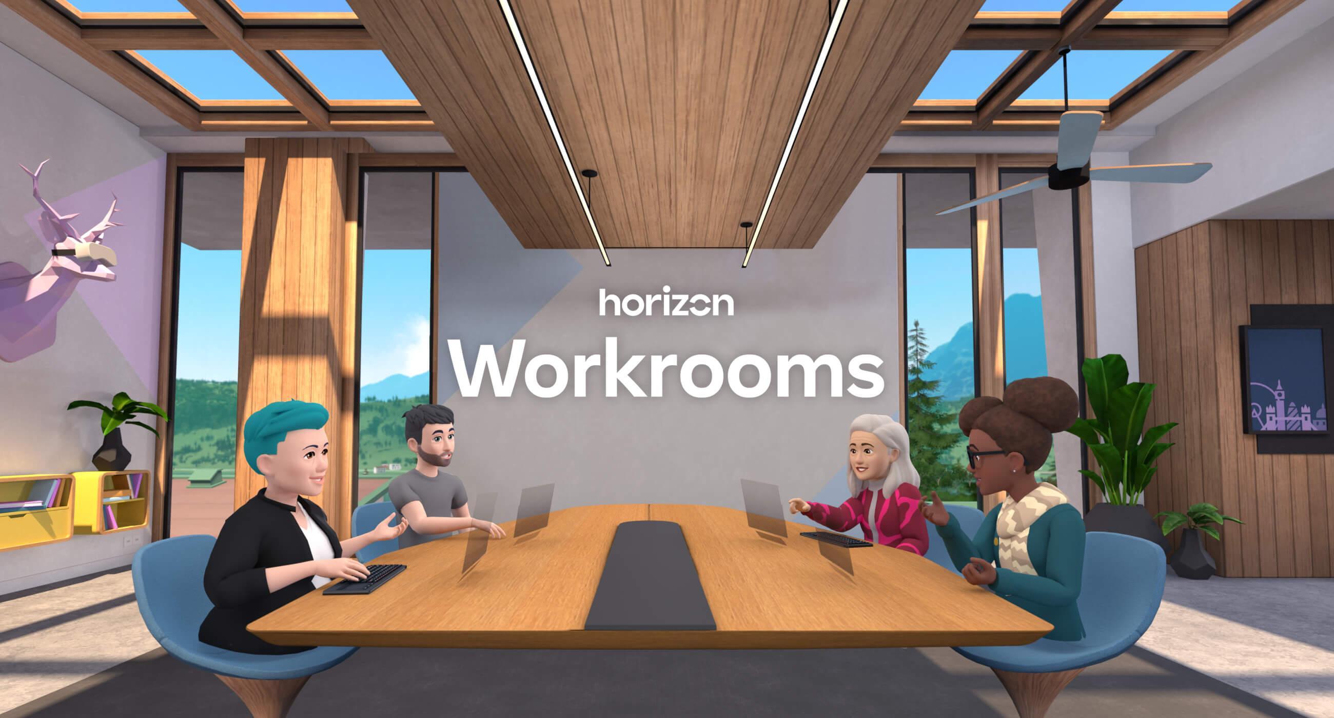Workroom VR Hero