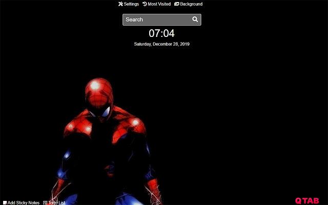 Spiderman Wallpapers Spiderman New Tab HD