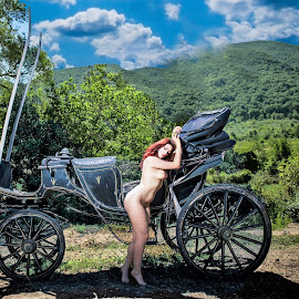 Irina by Adriano Ferdinandi - Nudes & Boudoir Artistic Nude