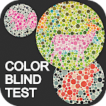 Ishihara Color Blindness Test Icon