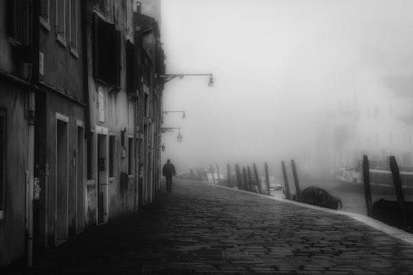 Un uomo misterioso di CarloBassi
