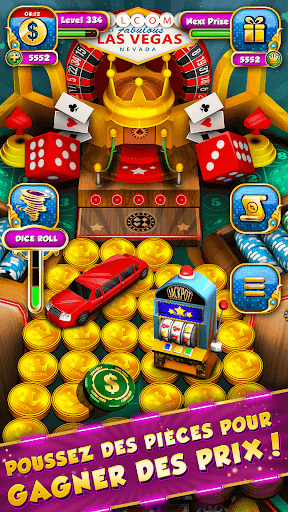 Casino Vegas Coin Party Dozer  astuce 1