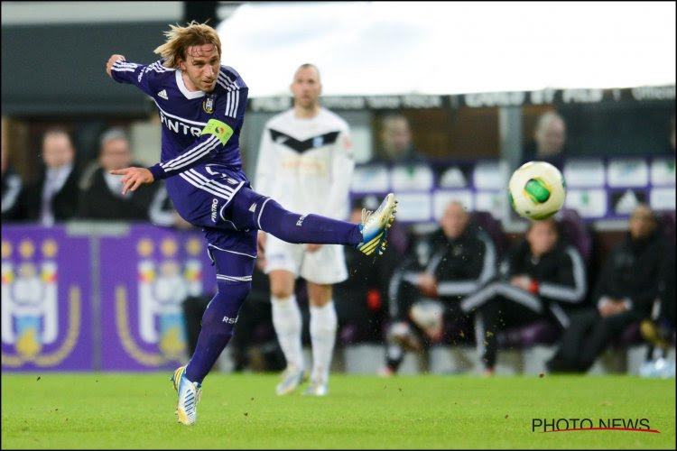 🎥 Voici pourquoi Biglia portait le numéro 5 au Sporting d'Anderlecht