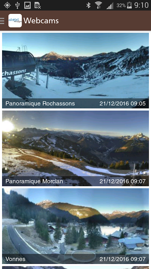 Chatel- screenshot