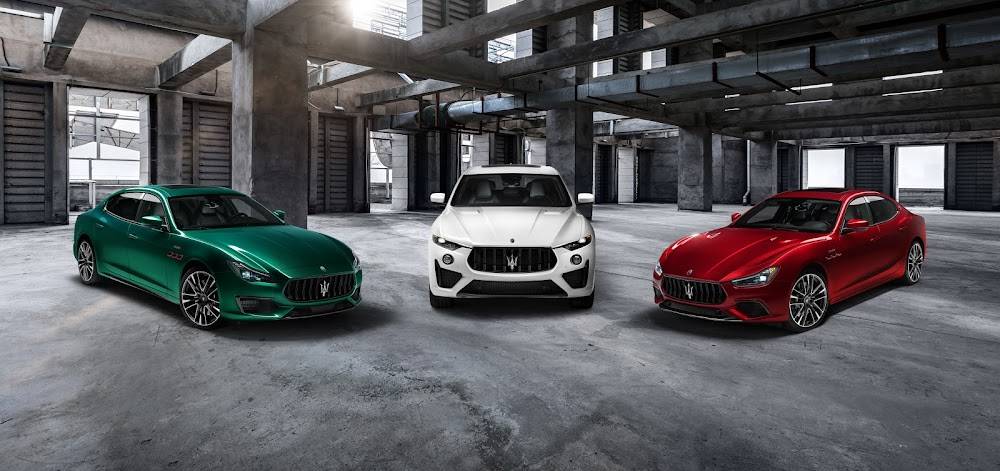 Everything you need to know about the new Maserati Trofeo super sedans - DispatchLIVE