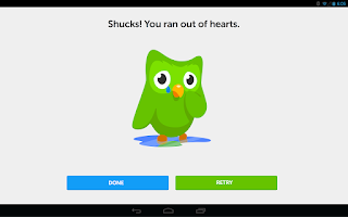 Screenshot of Duolingo: Learn Languages Free