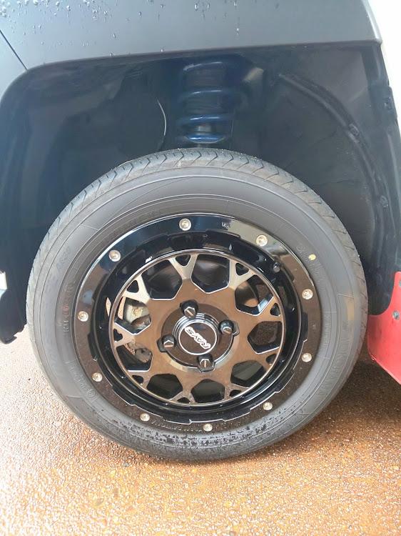 タフト LA910Sのゴツゴツタイヤ,すねるインテグラ,セカンドカーに関するカスタム&メンテナンスの投稿画像3枚目