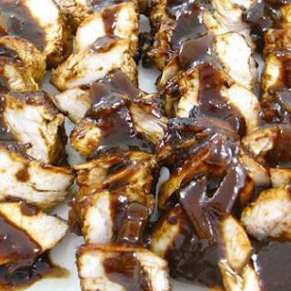 Fabulous Grilled Turkey Tenderloin With a Dazzling Balsamic Sauce