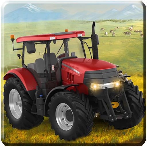 Tractor Simulator 2017 3d: Farming Sim