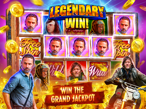 The Walking Dead: Free Casino Slots modavailable screenshots 10