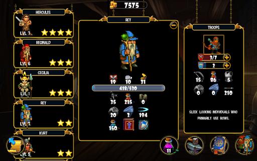 Royal Heroes: Auto Royal Chess screenshots apkspray 15