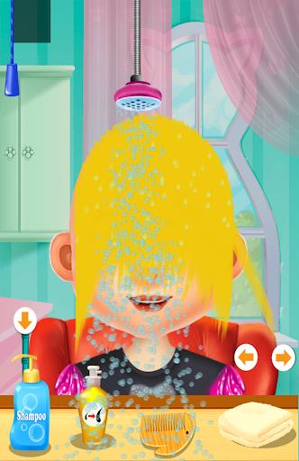 Hair Salon & Barber Kids Games 1.0.7 screenshots 4
