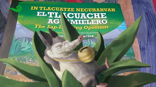 El Tlacuache Aguamielero screenshot 4