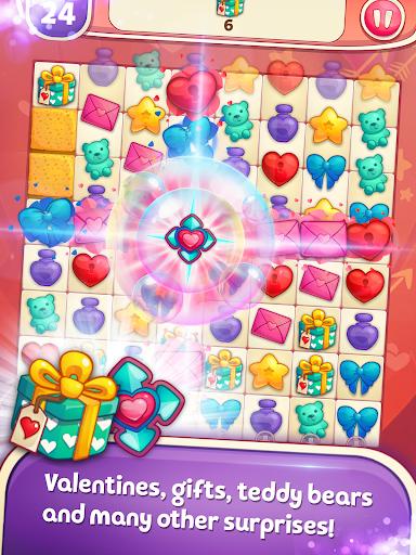 Sweet Hearts - Cute Candy Match 3 Puzzle  screenshots 7