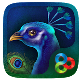 Peacock GO Launcher