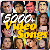 Indian Video Songs - Video Song App - 5000+ Songs