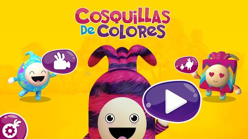 Cosquillas de Colores  captures d'écran 1