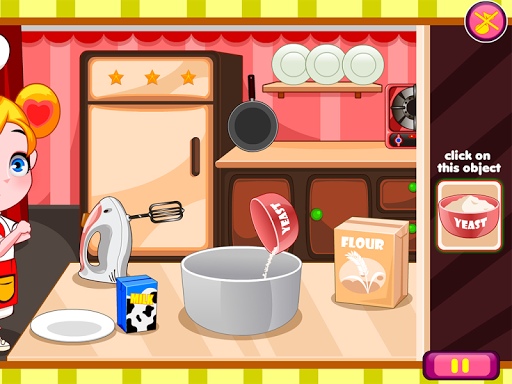 Play Pizza Maker Cooking Game for PC