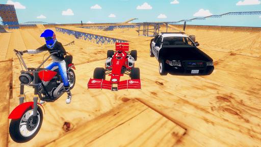 motorcycle infinity driving simulation extreme  screenshots 6