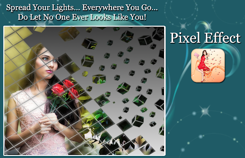 Download Pixel Effect Editor: Bleeding 3D Photography For PC Windows and Mac apk screenshot 3