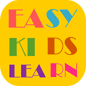 Easy Learning ABC, Counting and shapes