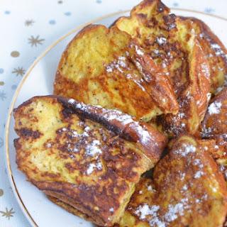King's Hawaiian French Toast.