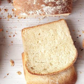 Classic White Bread.