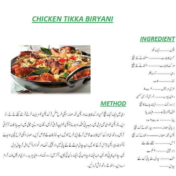 Chicken biryani urdu recipes android apps on google play chicken biryani urdu recipes screenshot forumfinder Gallery