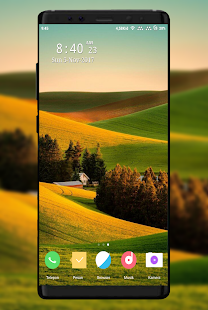 Farming Wallpaper - náhled