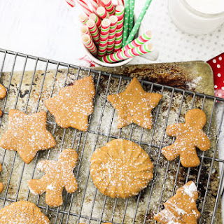 The Best Gluten-Free Gingerbread Cookies.