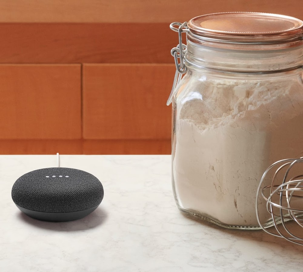 Google Assistant is ready and built-in to specific speakers