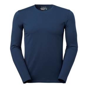 T-shirt Långarm Bomull