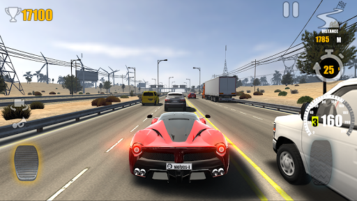 Traffic Tour: Multiplayer Racing 1.3.3 screenshots 1