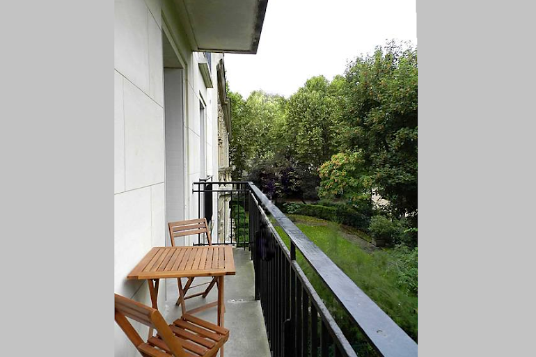 Exterior of Rue de Monceau Serviced Apartment, Champs Elysees