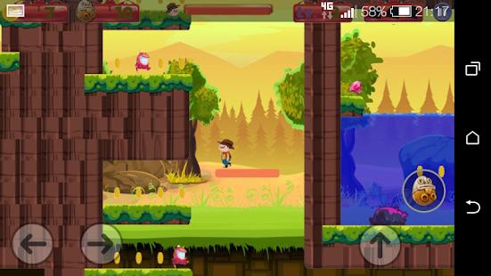 Adventure GentellMen Run Game - náhled